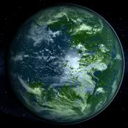 Terraformed Europa1