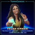 Faizah Kirmani Lore
