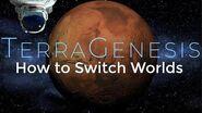 TerraGenesis Tutorials- How To Switch Between Worlds