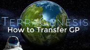 TerraGenesis Tutorials- How to Transfer GP-0