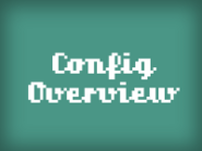 ConfigOverview