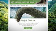 Jurassic World Fallen Kingdom - Adopt A Dino HD