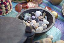 Terra Nova Market gemstones