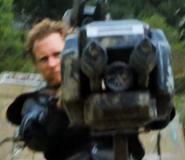Turret Man 1 shooting