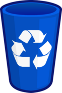 Recycling Bin New Body