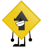 Road Sign early r2