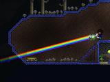 Pistola multicolor