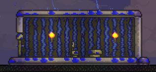 Светящийся гриб