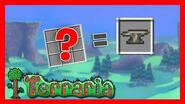 Como hacer un yunque de hierro o plomo terraria 1.4 How to make an iron anvil terraria 1