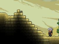 Pirámide superficie