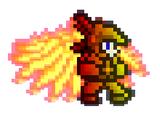 Intense Flame Dye