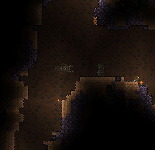 Infizierter Untergrund