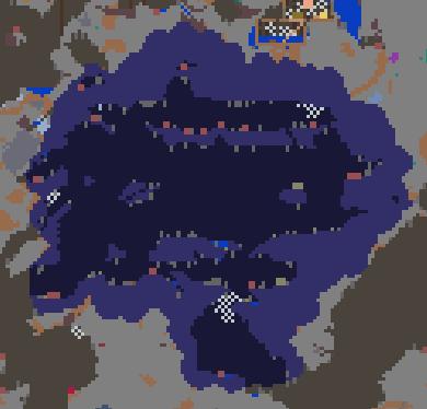 Cueva de granito