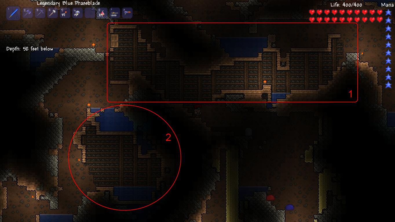 Untergrundräume