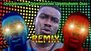 (REMIX AUTOTUNE) Uvuvwevwevwe Onyetenyevwe Ugwemuhwem Osas
