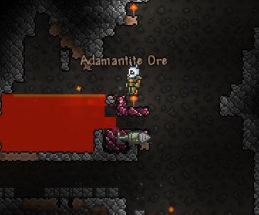 Адамантитовая руда