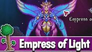 Empress of Light Boss - How to summon Empress of Light in Terraria 1