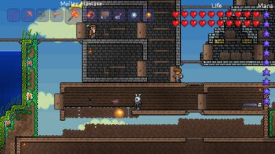 Known Bugs And Glitches Terraria Wiki Fandom For terraria on the pc, a gamefaqs message board topic titled any warp/teleporter mods out there?. known bugs and glitches terraria wiki