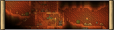 Подземная пустыня