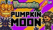 PUMPKIN MOON Tutorial (PC Console Mobile) Deutsch Terraria