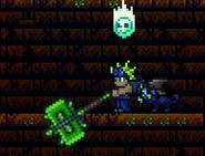 Usando warhammer