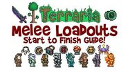 Best Terraria Melee Loadout Guide! (Class Weapons, Armor & Accessories, 1.2.4 & 1