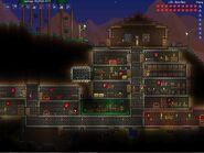 Мой домик для NPC