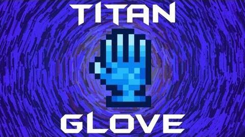 Перчатка титана