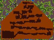 Templo de la selva mapa