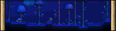Грибной биом
