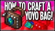 HOW TO CRAFT YOYO BAG - Terraria Showcases