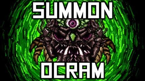 Terraria_-_Suspicious_Looking_Skull_-_How_To_Summon_Ocram_-_Final_boss_-_Terraria_HERO-0