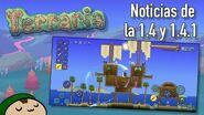 Terraria Noticias Rápidas sobre la 1.4 y 1.4