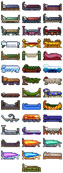 Bed Official Terraria Wiki