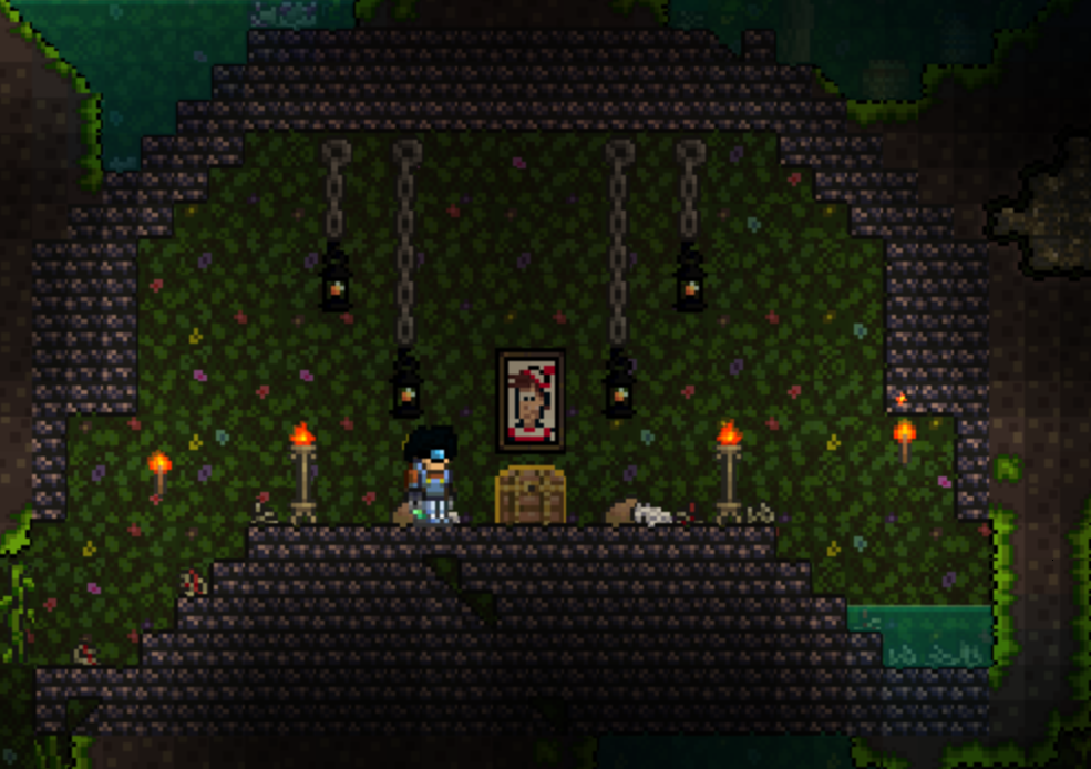 Jungle Sanctum Official Terraria Wiki