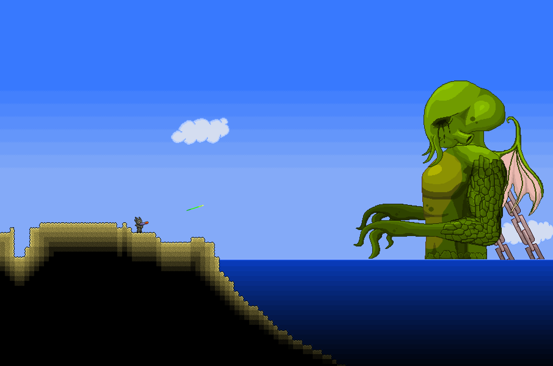 Cthulhu The Official Terraria Wiki Select from a wide range of models, decals, meshes, plugins, or audio that help bring your imagination into reality. cthulhu the official terraria wiki