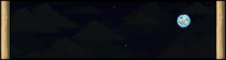 Морозная луна