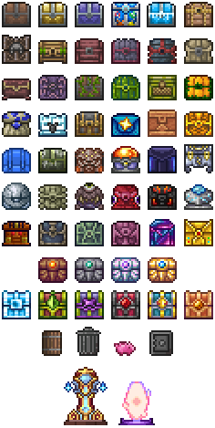 Storage Items Official Terraria Wiki