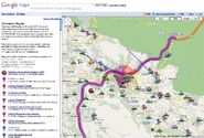 Mappa terremoto aq