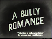 A Bully Romance.png