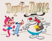 Images from John K and Spumco's mid-90s Terrytoons 'reboot' pitch