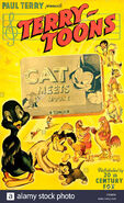 Cat-meets-mouse-poster-art-1942-tm-and-copyright-20th-century-fox-E5MB58