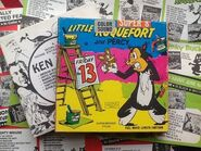 """""""FRIDAY THE 13th"""" (LITTLE ROQUEFORT AND PERCY)TERRYTOON JULY 1953 (SUPER"""