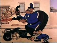 MIGHTY MOUSE in LAW & ORDER-Terrytoon 1950