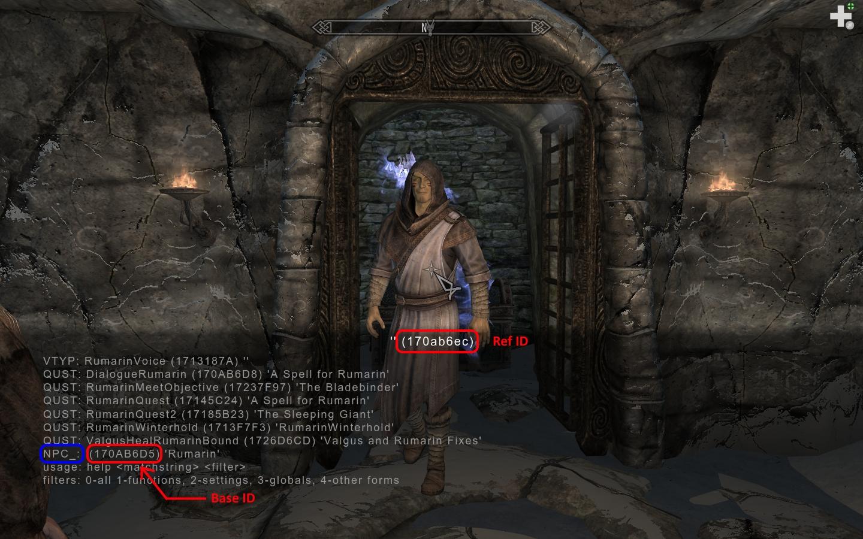 Adison.024/Finding info on NPCs