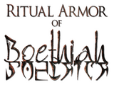 Ritual Armor of Boethiah (Mod)