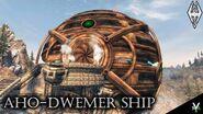 AHO-DWEMER SHIP Unique Player Home!!- Xbox Modded Skyrim Mod Showcase-0
