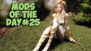 Skyrim Mods of the Day -25