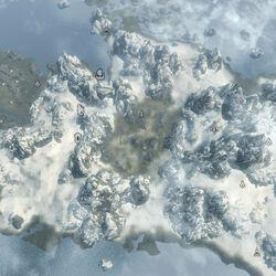 Skyrim: Wyrmstooth Locations