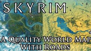 Skyrim_Mod_A_Quality_World_Map_-_With_Roads_-_UI